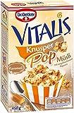 Dr. Oetker Vitalis Knusper Pop Karamell, 450 g