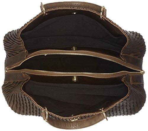 CAVALLI CLASS - Panther 3d, Borse a secchiello Donna Marrone (Bronze)