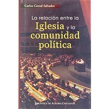 La relación entre la Iglesia y la comunidad política (NORMAL)
