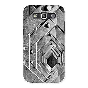 Premium Cage Hexa Back Case Cover for Galaxy Grand Quattro