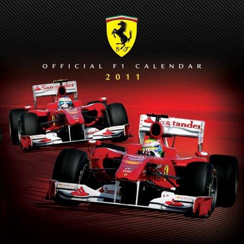 Ferrari - Calendar 2011 Ferrari (Ferrari Home Decor)