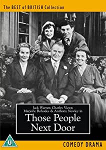 Those People Next Door [1953] [DVD]