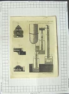 Machines 1790 de Four Soufflant l'Impression d'Instruments d'Air [Cuisine et Maison]
