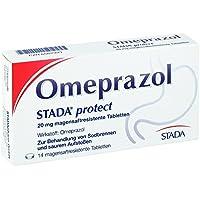 Omeprazol STADA protect 20mg 14 stk preisvergleich bei billige-tabletten.eu