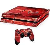 Arsenal FC offizielles PS4 Skin Set (Einheitsgröße) (Rot)