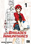 Les Brigades Immunitaires Edition simple Tome 1