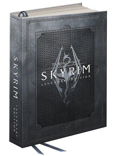 By David Hodgson - The Elder Scrolls V: Skyrim: Legendary Edition (Prima Official Game Guides) (Har/Pstr/P) (5.5.2013)