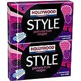 Hollywood style fruits rouges 2 x 14 tablettes sans sucres 54g Envoi Rapide Et Soignée ( Prix Par Unité )
