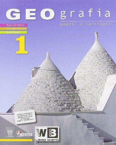 Geografia. Popoli e territori. Con e-book. Con espansione online. Per la Scuola media: 1