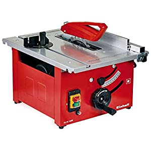 51aRyAd776L. SS300  - Einhell TC-TS 1200 Sierra de mesa - Máquinas de coser fijas (4800 RPM, 2,7 cm, 4,5 cm, 93,7 dB, 106,7 dB, 3 dB)