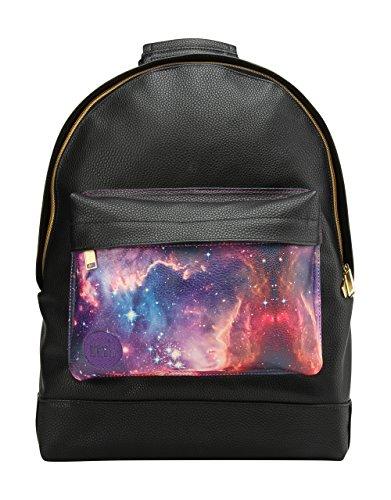 Mi-Pac-Zaino con tasca cosmico, taglia unica, colore: nero