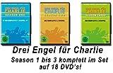 Drei Engel für Charlie - Staffel 1-3 (18 DVDs)