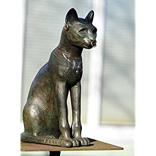 Mouseion collection - The Gayer-Anderson Bastet cat resin figure