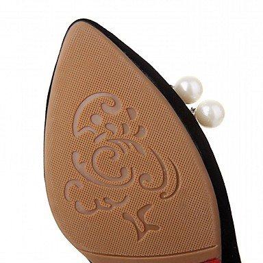 Moda Donna Sandali Sexy donna tacchi Primavera / Autunno / Inverno Novità sintetico brevetto / Cuoio / LeatheretteWedding / Ufficio & Carriera / Party & sera abito / Red