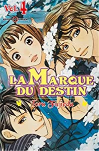 La marque du destin Edition simple Tome 4