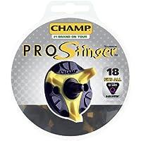 Champ Longridge Pro Stinger Q-Lok - Tacos de golf, 18 piezas