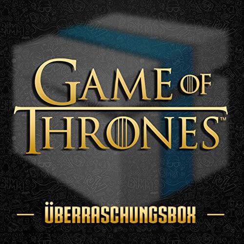 lootchest Game of Thrones - Überraschungsbox - (gefüllt mit 5 Premium-Items und weiteren Kleinigkeiten zum Thema: Game of Thrones)