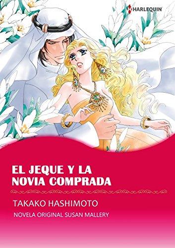 El jeque y la novia comprada (Harlequin Manga)
