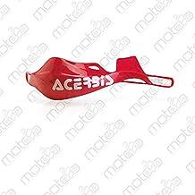 Recambio Paramanos de plástico Acerbis Rally Pro naranja 2'16