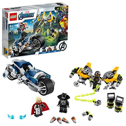 LEGO Super Heroes - Vengadores: Ataque en Moto