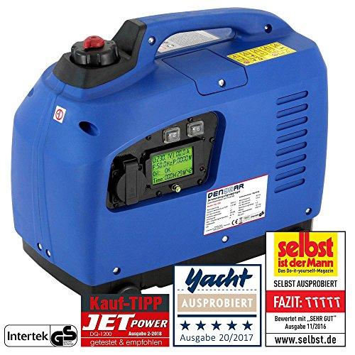 Denqbar DQ1200 digitaler Inverter Stromerzeuger 1,2 kW