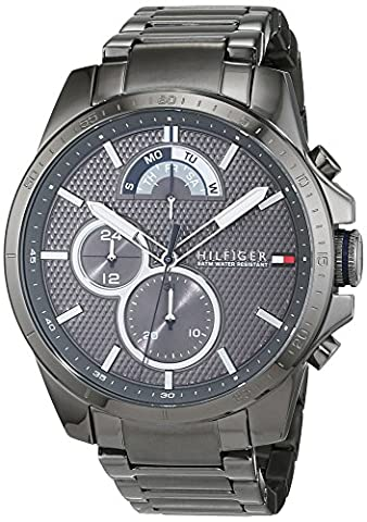 Tommy Hilfiger Herren-Armbanduhr 1791347