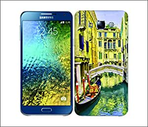 Galaxy Printed 1549 Best of Places Venice Italy Hard Cover for Samsung J7