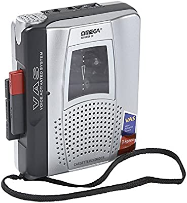 Omega 07920 - Grabadora de voz