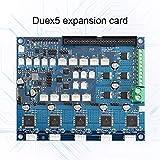 ZREAL Duex5 Erweiterungskarte TMC2660 Motorsteuerung Schritt für Schritt für 3D-Drucker CNC