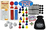 Universal Game Pieces Replacement Set Wi...