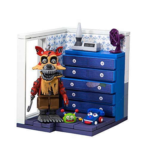 McFarlane 12821-5 Five Nights at Freddy's Door Small Construction Set, Left Dresser's