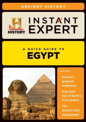 Instant Expert: Ancient History - Egypt [DVD] by not provided