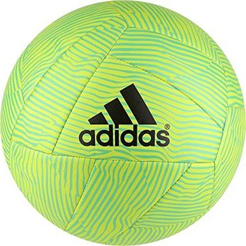 adidas X Glider Fußball grün, 5 (Euro Glider Fußball-ball)