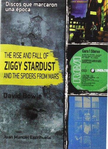 Descargar Libro David bowie - the rise and fall of ziggy stardust de Juan Manuel Escrihuela