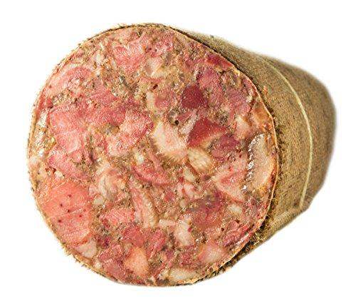 Soppressata OFFERTA 3,8 kg - Salumificio Artigianale Gombitelli - Toscana
