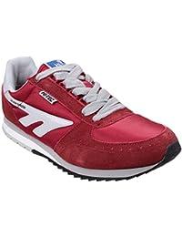 Hi-Tec Hombres Rojo Shadow Original Zapatillas