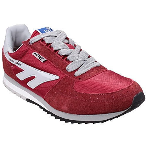 Hi-Tec ombra originale scarpa da Training Red
