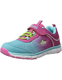 Lico 530466 Jums VS - Zapatillas para deportes de exterior de tela para niña