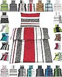 Microfaser Bettwäsche Set 2 Größen viele schöne Designs