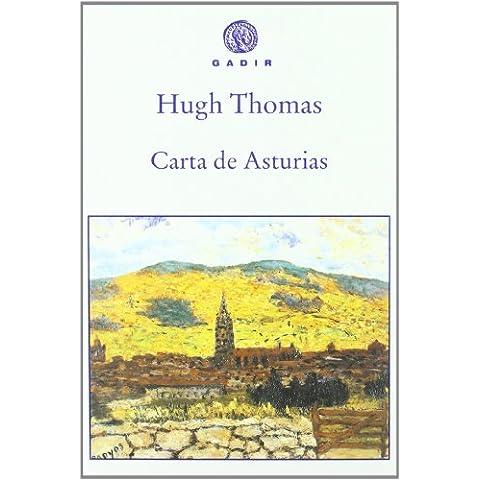 Carta de Asturias (Fuera de colección)