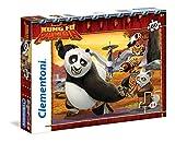 Clementoni 26942.6 - 60 T Kung Fu Panda