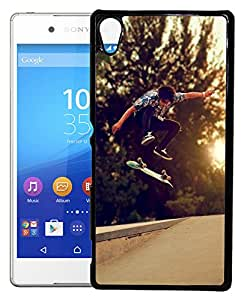 Toppings 2D Printed Designer Hard Back Case Cover For Sony Xperia Z4 Design-10099