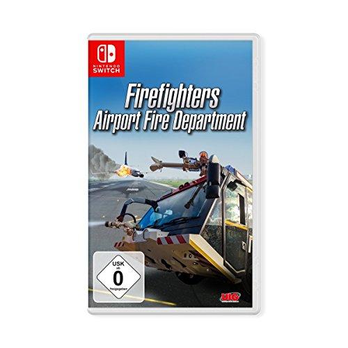Airport Feuerwehr - Die Simulation (Pc-nintendo-spiele)