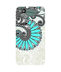 Abstractness BlackBerry Z10 Case