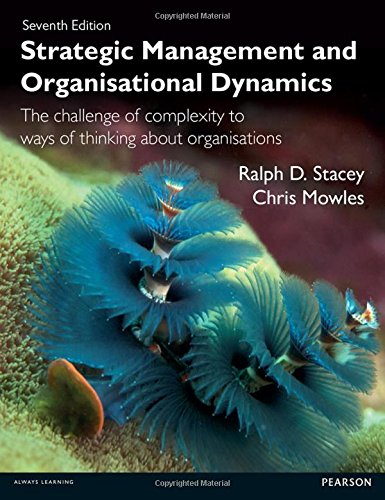 Strategic Management and Organisational Dynamics: Strat Mang and Org Dyn (Pear06)