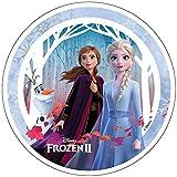 Essbarer Tortenaufleger Frozen 2 Oblate Motiv 4 NEU