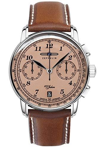 Zeppelin Reloj de Caballero 7674-5