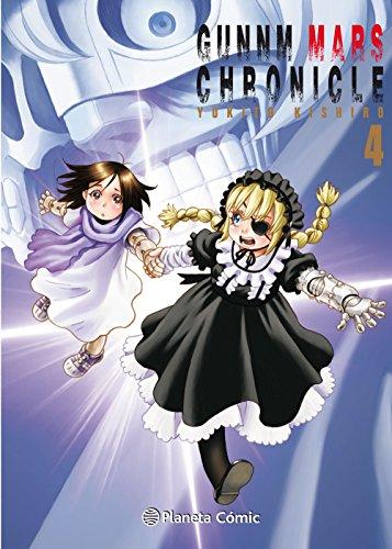 Gunnm Alita Mars Chronicle nº 04/05 (Manga Seinen) por Yukito Kishiro