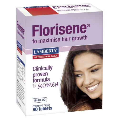Florisene pour les femmes Les cheveux professionnel Gamme Alimentaire croissance Supplément - 90 comprimés