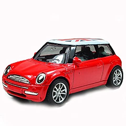 Mini Metal scale models car toy, Miniature model cars for kids baby toys Diecast pull back Union Jack cheap automobiles